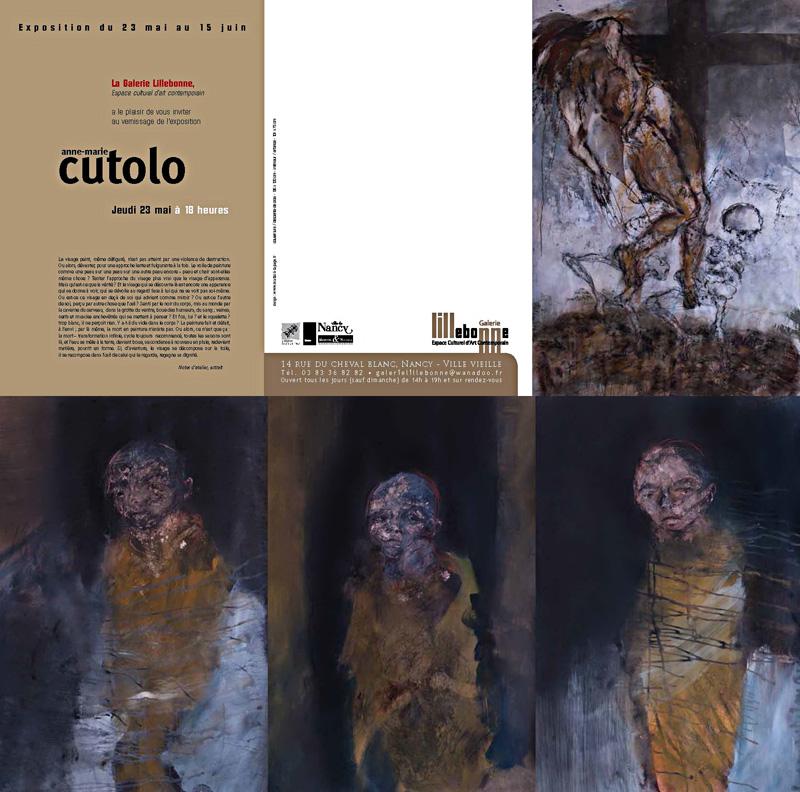 Exposition à la Galerie Lillebonne – Nancy