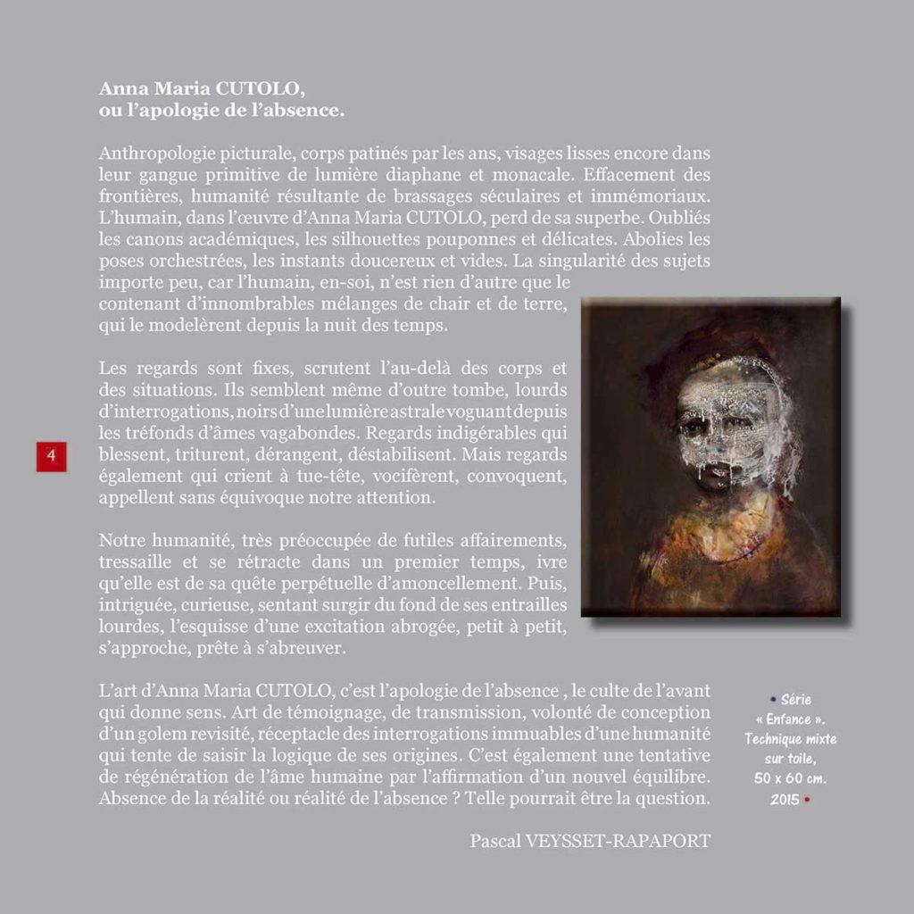 catalogue galerie du Jansanet - 2
