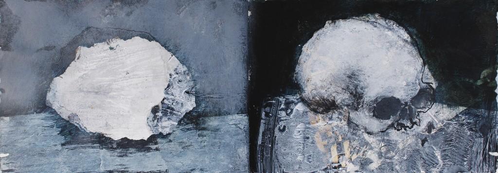 pierre et crâne