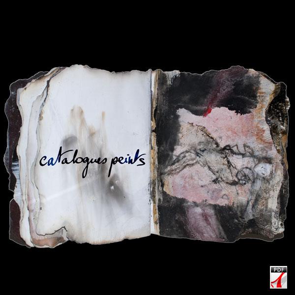 catalogues peints d'Anna maria cutolo