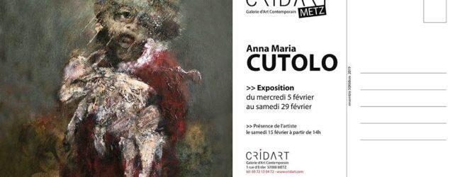 exposition à la galerie crid'art